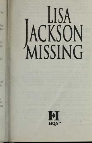Missing by Lisa Jackson