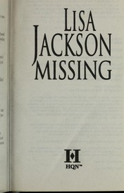 Cover of: Missing