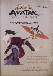 Cover of: The lost scrolls