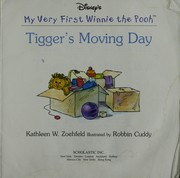 Cover of: Tigger's moving day