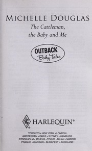 Cover of: The cattleman, the baby and me