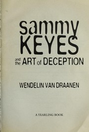 Cover of: Sammy Keyes and the art of deception
