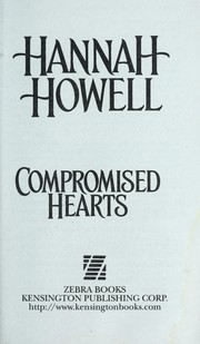 Cover of: Compromised hearts | Hannah Howell