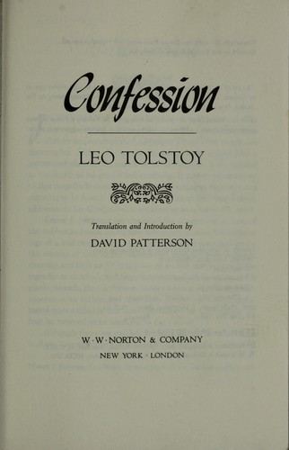 Confession 1983 Edition Open Library