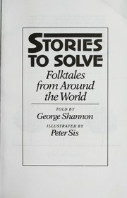 Cover of: Stories to solve | George Shannon