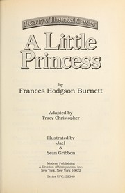 Cover of: A little princess