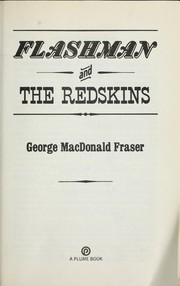 Cover of: Flashman and the redskins
