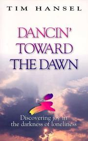 Cover of: Dancin' toward the dawn
