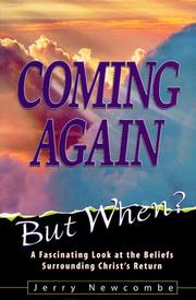 Cover of: Coming Again | Jerry Newcombe