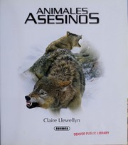 Cover of: Animales asesinos | Claire Llewellyn