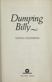 Cover of: Dumping Billy