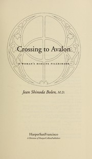 Cover of: Crossing to Avalon