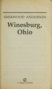 Cover of: Winesburg, Ohio by Sherwood Anderson