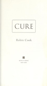 Cover of: Cure