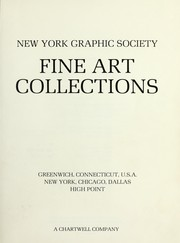 Cover of: Fine art collections | New York Graphic Society.