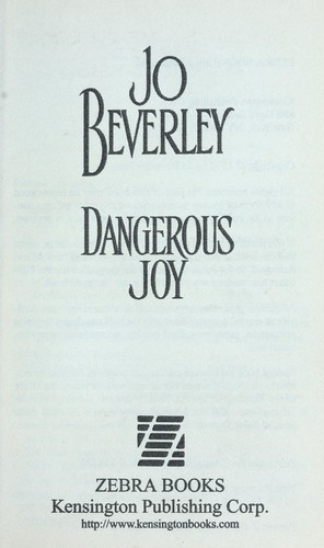 Dangerous joy by Jo Beverley