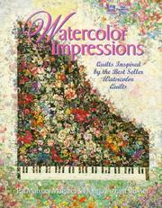 Cover of: Watercolor impressions