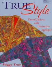 Cover of: True style