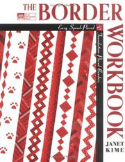 The border workbook by Janet Kime