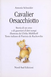 Cover of: Cavalier Orsacchiotto
