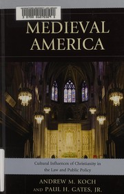 Cover of: Medieval America