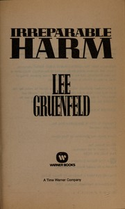 Cover of: Irreparable harm