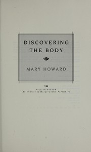 Cover of: Discovering the body