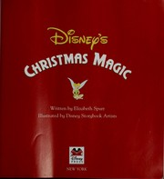 Disney's Christmas magic by Elizabeth Spurr