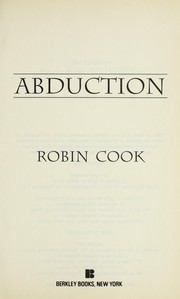 Cover of: Abduction