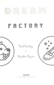 Cover of: Dream factory