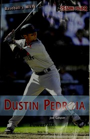 Cover of: Dustin Pedroia | Joe Gaspar