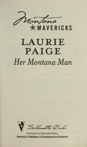 Her Montana man by Laurie Paige