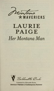 Cover of: Her Montana man | Laurie Paige