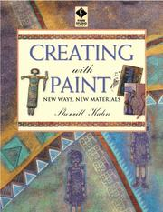 Cover of: Creating With Paint | Sherrill Kahn
