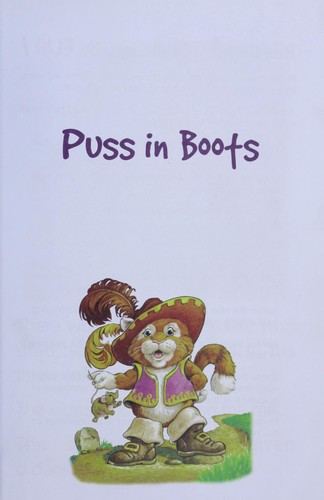 Puss in boots by Claire Black
