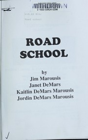 Cover of: Road school |