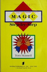 Cover of: Magic, step-by-step