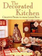 Cover of: The Decorated Kitchen