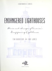 Cover of: Endangered lighthouses