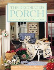 Cover of: The Decorated Porch