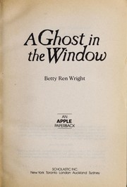 Cover of: A ghost in the window