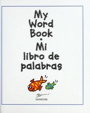 Cover of: My Word Book =