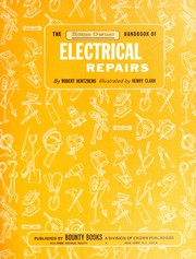 Cover of: The home owner handbook of electrical repairs | Robert Edward Hertzberg