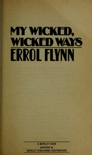 Cover of: My wicked, wicked ways