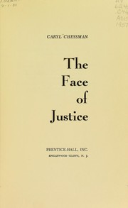 Cover of: The face of justice