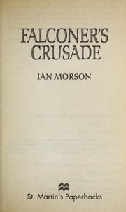 Cover of: Falconer's crusade