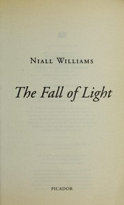Cover of: The fall of light