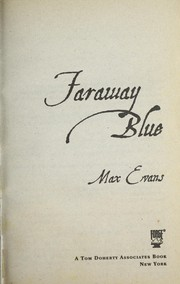 Cover of: Faraway blue