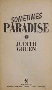 Cover of: Sometimes paradise