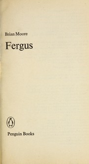 Cover of: Fergus: a novel